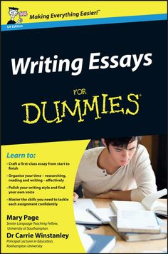 writing essays for dummies First-Rate Writing Services - online help with essay writing . Essay Writing Skills, Academic Writing, Essay Writer, English Writing, Cool Writing, Writing A Book, Writing Papers, Fiction Writing, Good Books