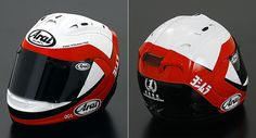 2009ヨシムラ8耐優勝記念ヘルメット