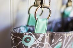 Show Off Saturday: A New Purse from Thrifted Handles! — SewCanShe | Free Daily Sewing Tutorials