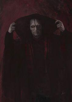 Darth Sidious by Álvaro Fernández González on Artstation Lord Sith, Jedi Sith, Images Star Wars, Star Wars Pictures, Sith Costume, Star Wars Sith, Star Trek, Emperor Palpatine, Star Wars Concept Art