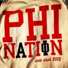 so proud to be a zeta gamma alpha phi. date dash shirts gone viral. Gamma Phi Beta, Theta, Kappa, Greek Week, Greek Life, Sorority Sugar, Sorority Life, Alpha Phi Crafts, Be Alpha
