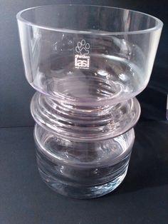 """FINN – Vase, """"Tiimalasi"""" design av Nanny Still, Finland"""