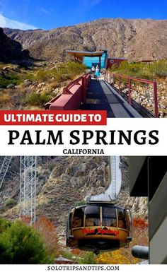 Looking for a great winter vacation in the USA? Palm Springs is the ideal place for a California vacation especially in the winter months. Palm Springs CA has great hiking, golfing, shopping, antique cars, art galleries, cool bars and restaurants, and lots of fun things to do especially in wintertime. Take day trips to Joshua Tree National Park, Salvation Mountain, Salton Sea, Mt San Jacinto State Park, Sonny Bono National Wildlife Refuge. Click to read all the details for a Palm Springs…