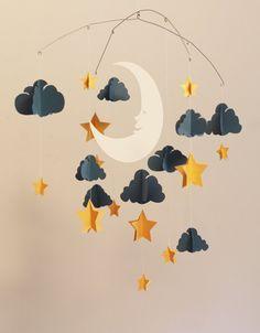 Тема этой недели — «Ночное рандеву», а главный спутник ночи, конечно, Луна. Её образ вдохновляет не только влюблённых и поэтов, простор для фантазии здесь безграничен. Хочу показать вам подборку идей с использованием изображения Луны и месяца в декоре, которые можно воплотить в жизнь самостоятельно. Надеюсь, они вас вдохновят! Изображением Луны и месяца можно красиво декорировать стены:…