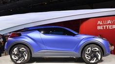 Toyota C-HR Concept: Paris 2014 Photo Gallery - Autoblog