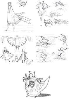 garabatocreativo:  Journey by Thatgamecompany & Concept Art...