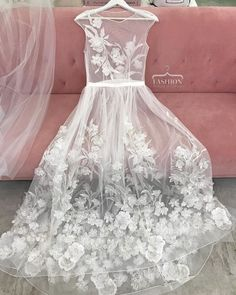 Beautiful wedding dress overlay