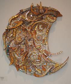 Giulio Menossi ( Italy) by Carol Shelkin Mosaics