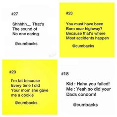 insults to guys
