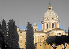 Foro Romano in Roma, Lazio