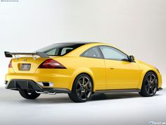 Honda Accord Coupe Concept 2003