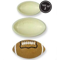 JEM Pop It Mould - Rugby Ball - Set of 2 - For more info. on this product, please visit http://www.craftcompany.co.uk/jem-pop-it-mould-rugby-ball-set-of-2.html
