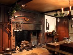 The American Museum in Britain » Conkey's Tavern