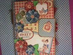 Home Sweet Home Mini Album - YouTube