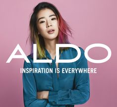 ALDO collaborates with some pretty amazing people during their FALL/Winter 2015 Campaign.  #Aldo, #shoes #fashion #accessories
