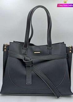 Handbags Online   Buy Handbags for women Discount   i Buy From India Branded Handbags Online, Beautiful Handbags, Designer Handbags, Leather Handbags, Women Accessories, India, Black, Fashion, Cute Handbags
