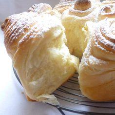 Recette brioche bouldouk par elleisab - recette de la catégorie Pains & Viennoiseries