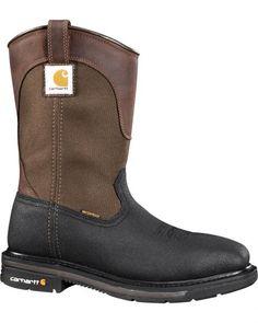 Carhartt Men s Wellington Work Boots - Steel Toe Zapatos Caballero ffedddbea6d