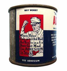 Vintage Packaging: HardwareGoods - The Dieline - The #1 Package Design Website -