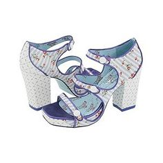 Irregular Choice. Sorta remind me of those flowery doc martens from the '80s.