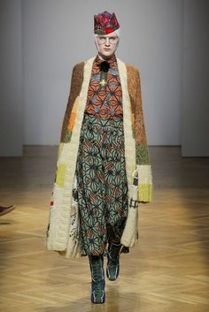 Stella Jean, Autunno/Inverno 2017, Milano, Womenswear