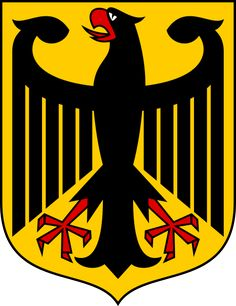 Coat of Arms of Deutschland (Germany)