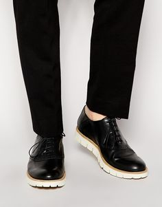 Shoe The Bear Sopas Leather Oxford Shoes