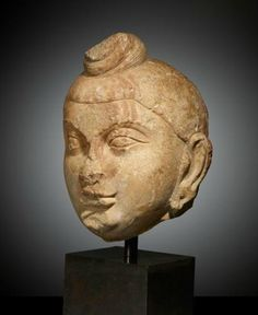 Buddha, Inde, 2°-3°siècles