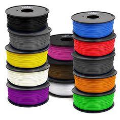 Caja de filamentos para la impresión 3D por suscripción mensual - Impresoras 3D