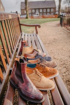 Our seasonal collection from England's oldest shoemaker. Treat yourself to something from the Tricker's SS20 range today and enjoy free delivery! #trickers #springsummer2020shoes Trickers Shoes, Men's Shoes, Dress Shoes, Brand Collection, All Brands, Free Delivery, Robin, Oxford Shoes, Burgundy