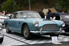 1961 Aston Martin DB4 Series IV - fvr