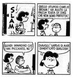 Sapevo di aver dimenticato qualcosa Snoopy Cartoon, Brown Co, Lucy Van Pelt, Charlie Brown And Snoopy, Peanuts Snoopy, Calvin And Hobbes, Woodstock, Funny Photos, Fiction