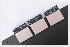 Tist&co Design Soap School,Handmade soap, Modern CP Soap,natural pigment