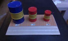 3D printed barrels