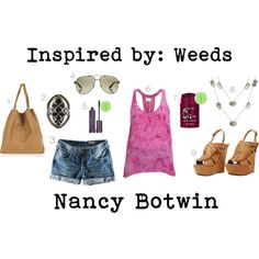 I WANT NANCY BOTWIN'S CLOSET.