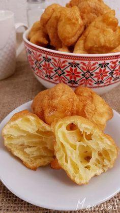 Kiflice Recipe, Macedonian Food, Croatian Recipes, Food Platters, No Cook Desserts, Breakfast Dessert, Dinner Rolls, Kitchen Recipes, Creative Food