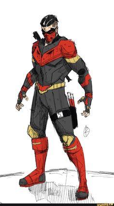 Comic Movies, Comic Books Art, Comic Art, Superhero Suits, Superhero Design, Batman Spiderman, Batman Artwork, Anime Friendship, Batman Beyond