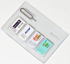 SIM CARD HOLDER http://www.mobilephonepaysyou.com/