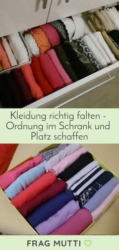 Schrank Ordnung Fold clothes keep order in the closet and make room Keep clothes fold order in close Cleaning Companies, Household Cleaning Tips, Cleaning Day, Green Cleaning, House Cleaning Tips, Cleaning Hacks, Weekly Cleaning Checklist, Getting Rid Of Clutter, Plastic Bins