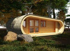 Log looking log cabin