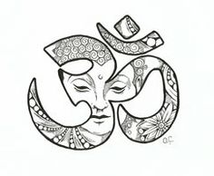 Om Symbol Art | Om tattoo for myself. 1 year ago in Tattoo Design