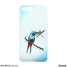 Blue Bird iPhone 7 P
