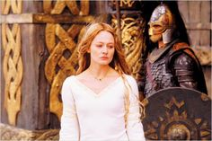 The Lord of The Rings : The Two Towers / Miranda Otto / © Metropolitan FilmExport