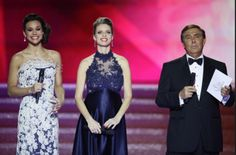 Election Miss France 2014 _ Marine Lorphelin _ Sylvie Tellier _ Love Dress