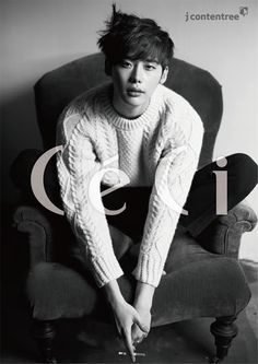 Lee Jong Suk to Release a Photo Book in Collaboration with Ceci Magazine