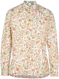 Vivienne Westwood Flower Print Shirt