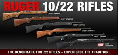Ruger 10/22 50th anniversary design contest