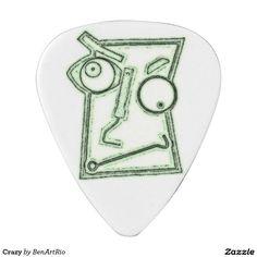 Crazy Guitar Pick