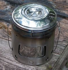 4ddf68fc3fa4 Billy can and DIY hobo stove