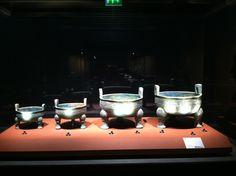 Bronzes antiques chinois.  Musée Guimet